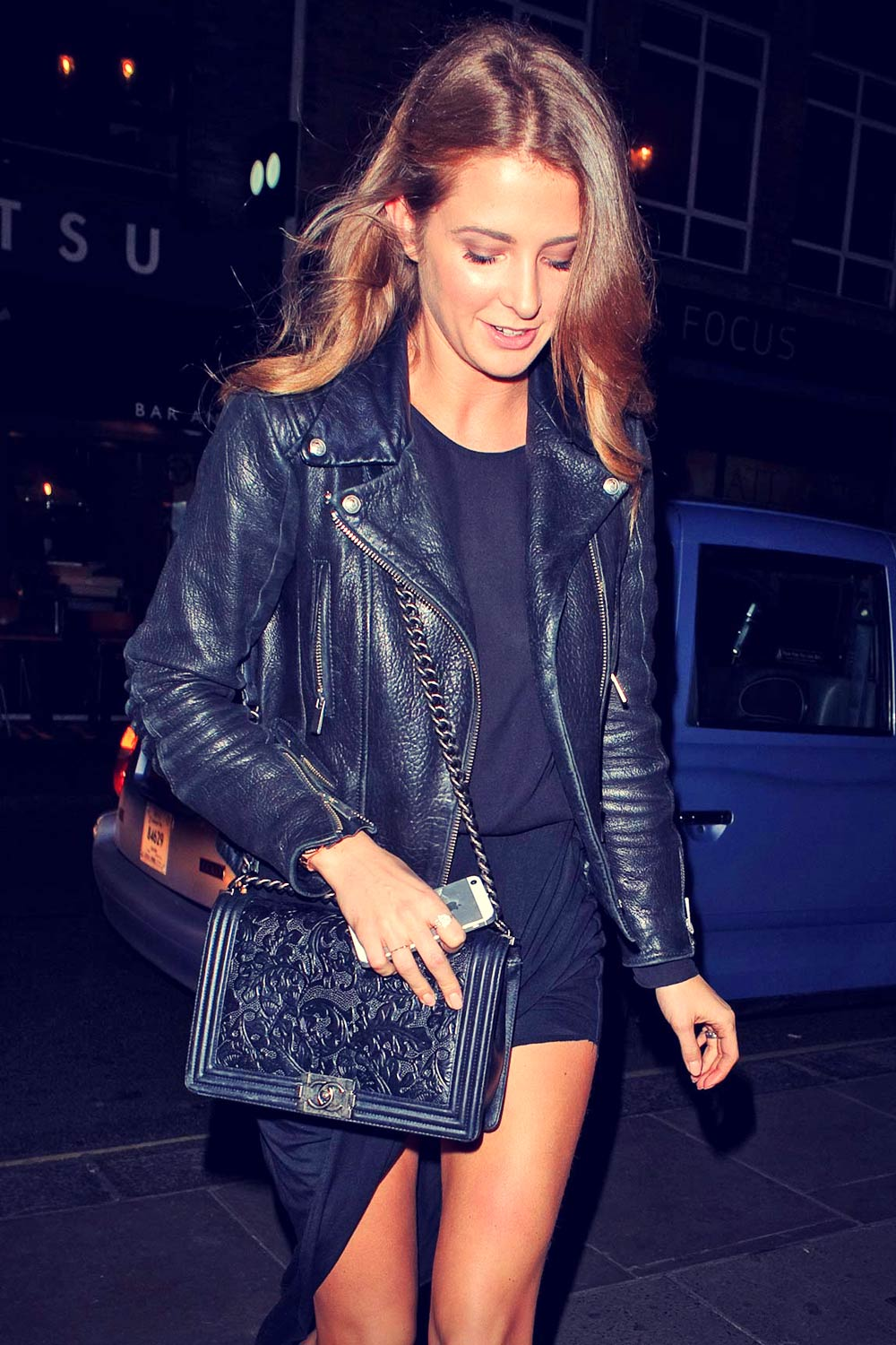 Millie Mackintosh attends Urban Decay VIP dinner