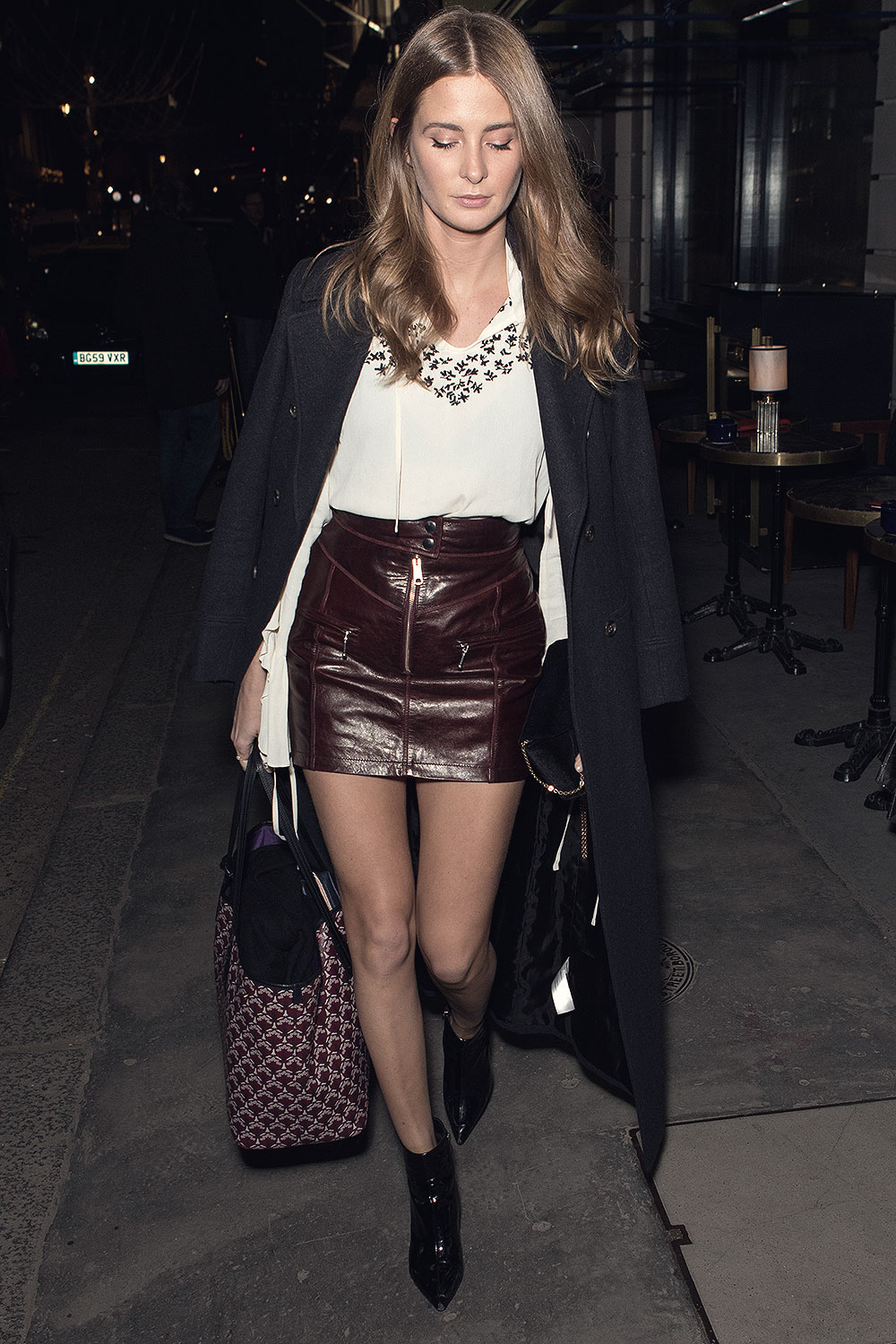 Millie Mackintosh attends global launch of INCredible