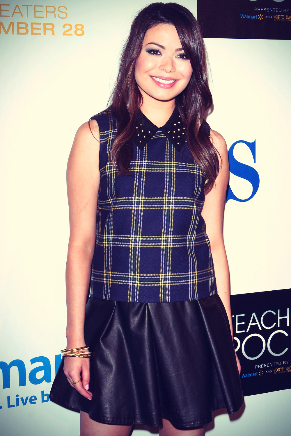 Miranda Cosgrove at Teachers Rock Charity Event