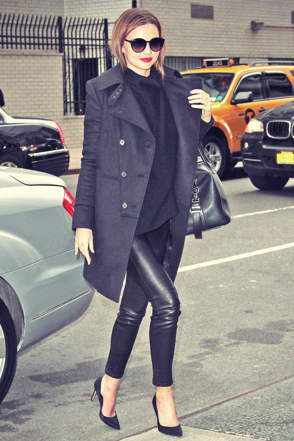 Miranda Kerr out and about in New York City