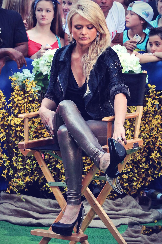 Miranda Lambert appearance at Good Morning America