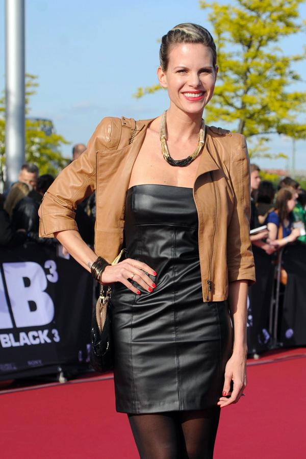 Miriam Friedrich at Men in Black 3 premiere