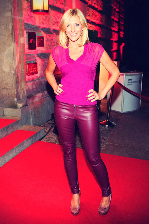 Miriam Pede at Vodafone Night 2012