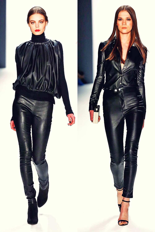 Models Walk The Runway At The Mercedes Benz Fashion Week