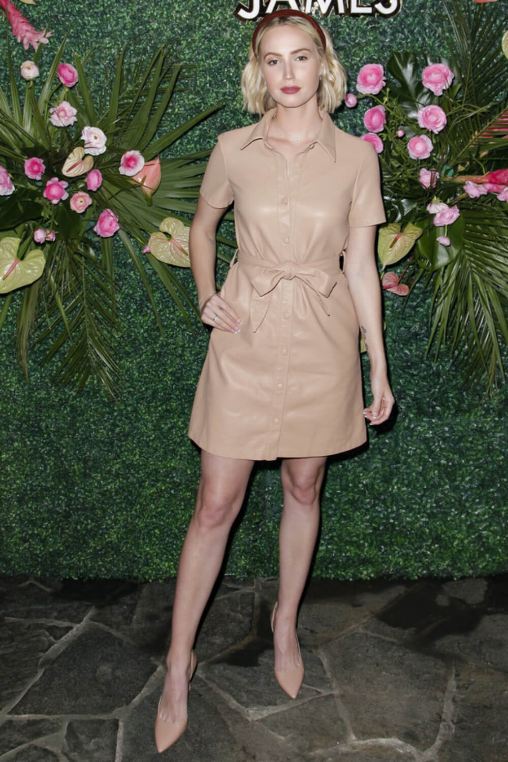 Molly McCook attends Uncommon James SS20 Launch Party