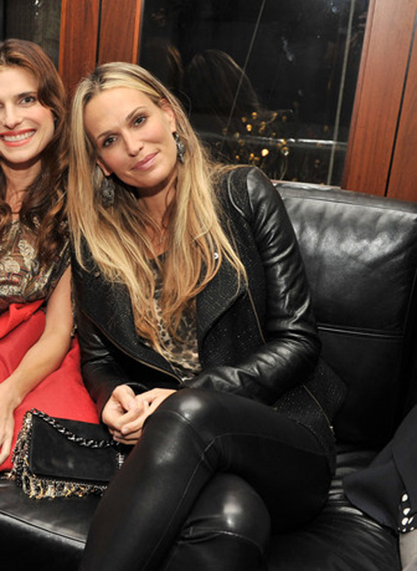 Molly Sims EBay And Jonathan Adler Launch The Inspiration Shop In NYC