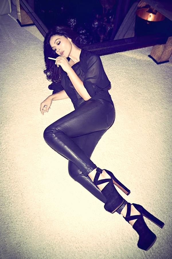 Monica Bellucci for 7000 Magazine