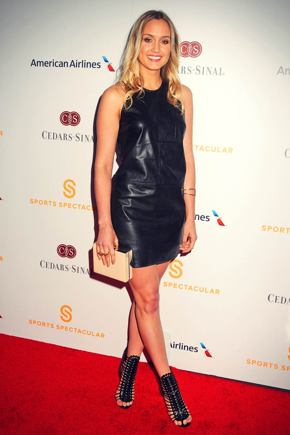 Naomi Kyle at the 2015 Sports Spectacular Gala