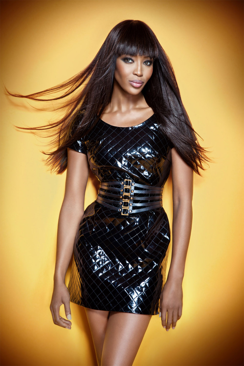 Naomi Campbell for Love Republic