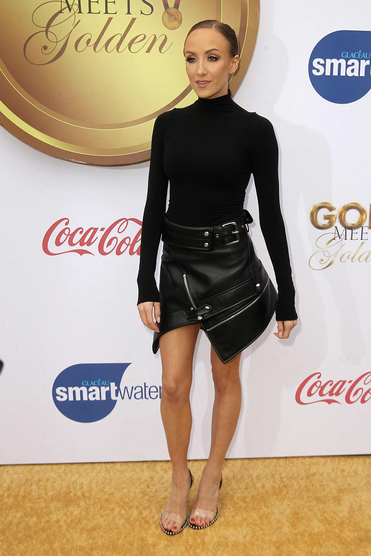 Nastia Liukin attends 6th Annual Gold Meets Golden Brunch