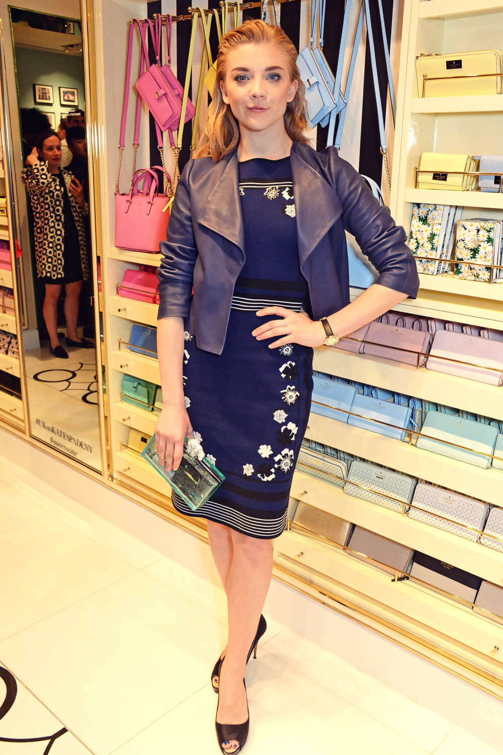 Natalie Dormer attends Kate Spade New York Store Opening Party