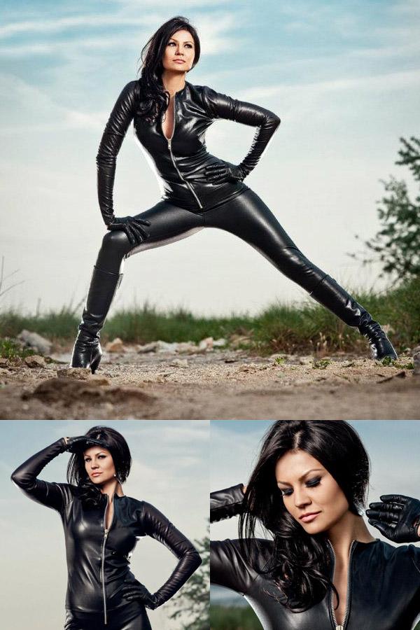 Natalie from Leathergirlsblog