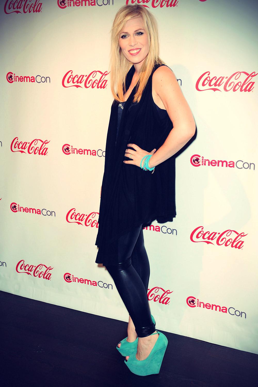 Natasha Bedingfield at CinemaCon