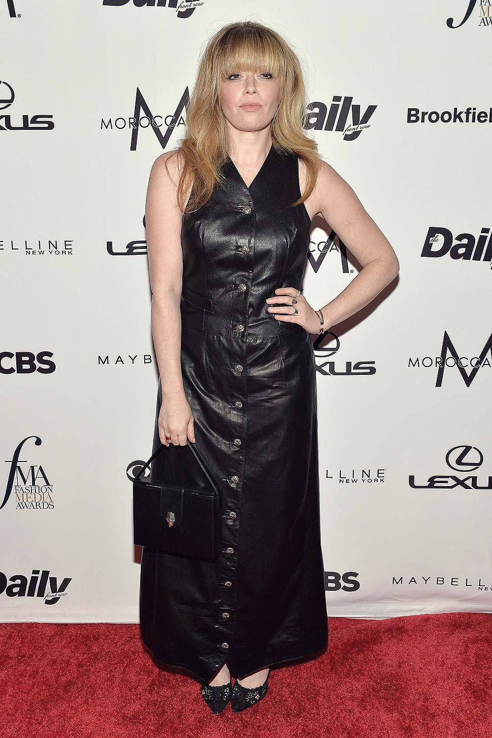 Natasha Lyonne Attends The The Daily Front Row S 4th