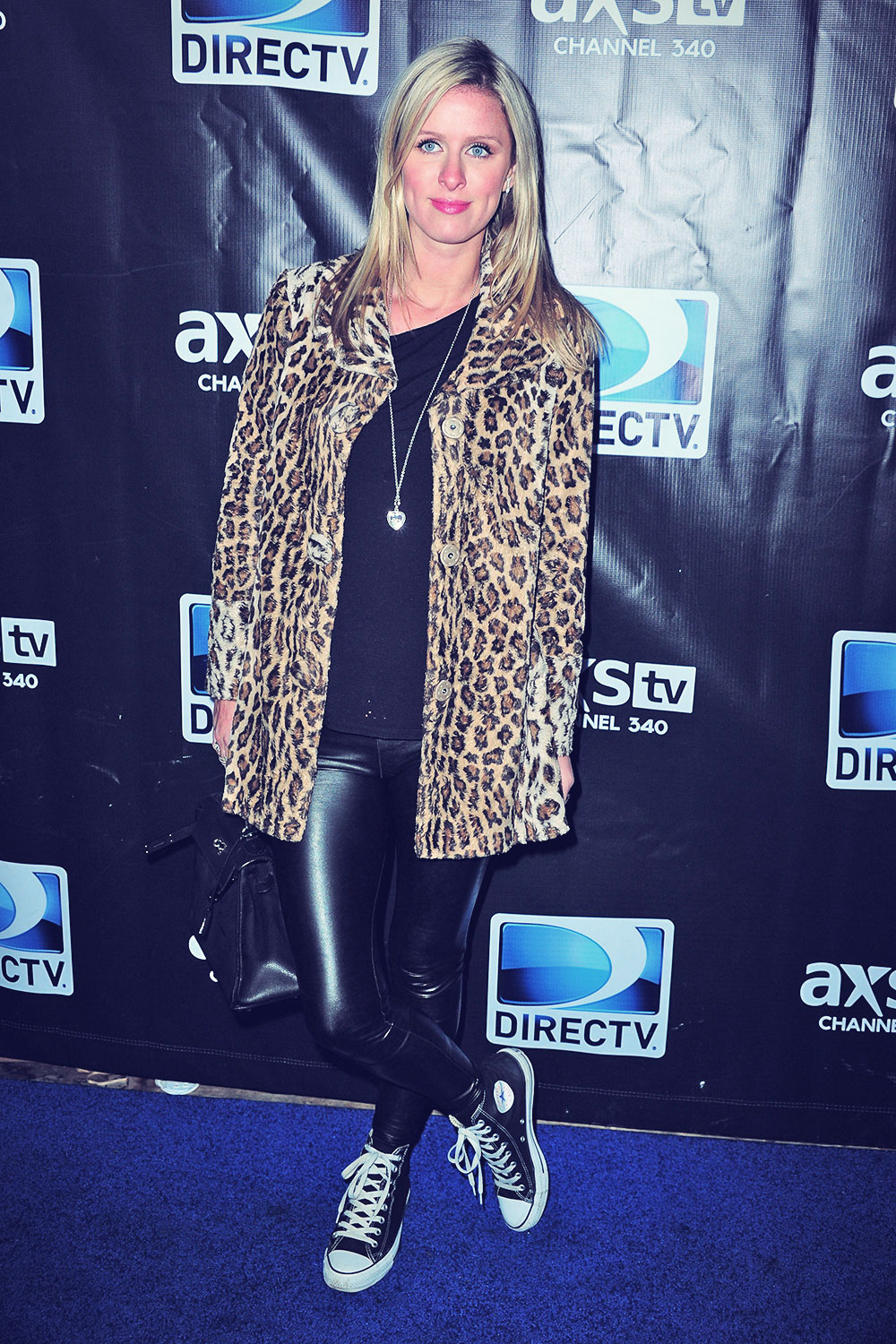 Nicky Hilton DIRECTV Super Saturday Night