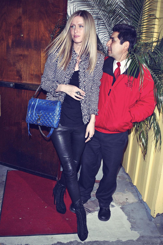 Nicky Hilton at Kathy Hilton's birthday
