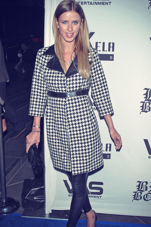 Nicky Hilton attends Bra Boys premiere in LA