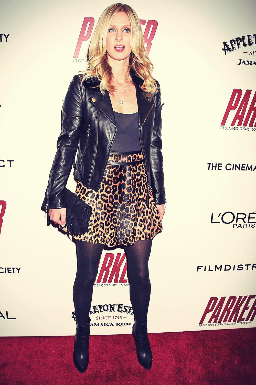 Nicky Hilton attends Screening of Parker