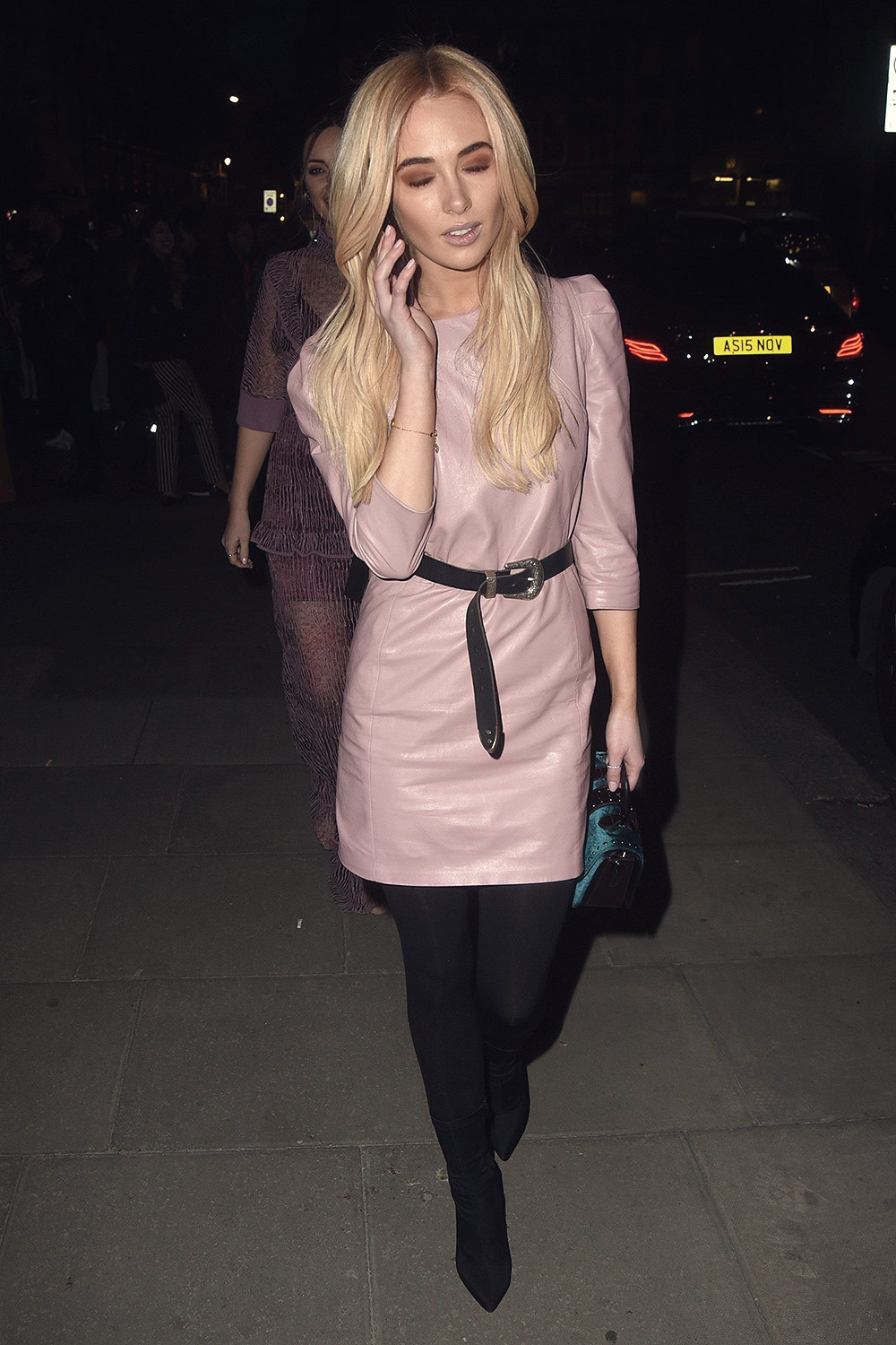 Nicola Hughes seen At The Fashion First Event
