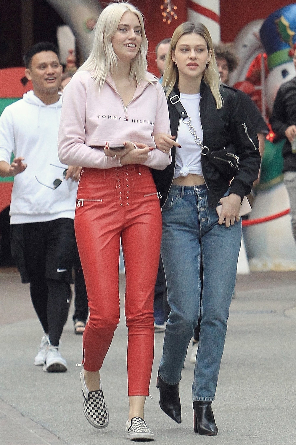 Nicola Peltz was spotted doing some shopping
