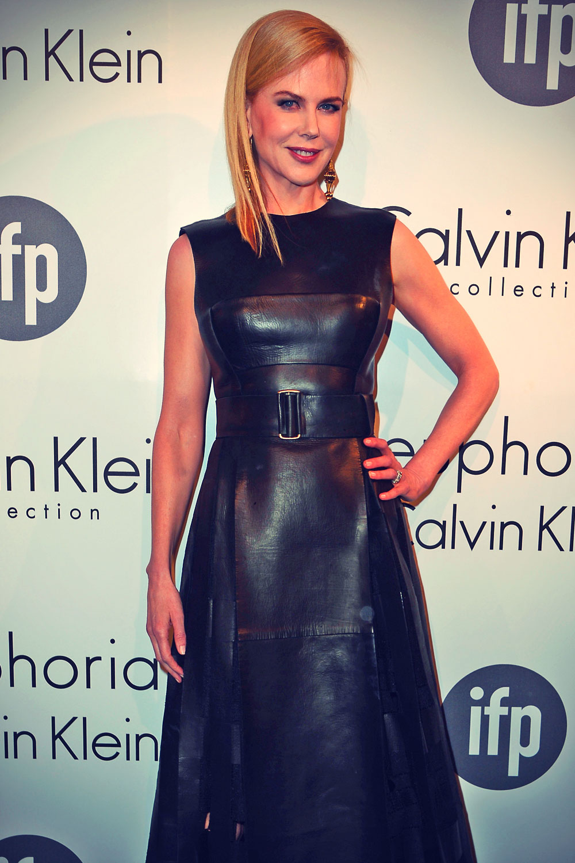 Nicole Kidman attends Calvin Klein & IFP celebrate women in film