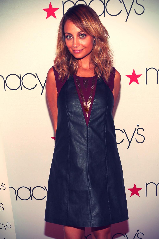 Nicole Richie at Macy's Passport Presents: Glamorama