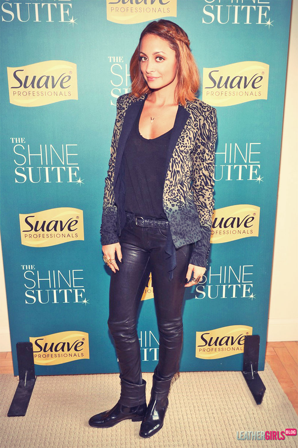 Nicole Richie at the new season of her show Fashion Star