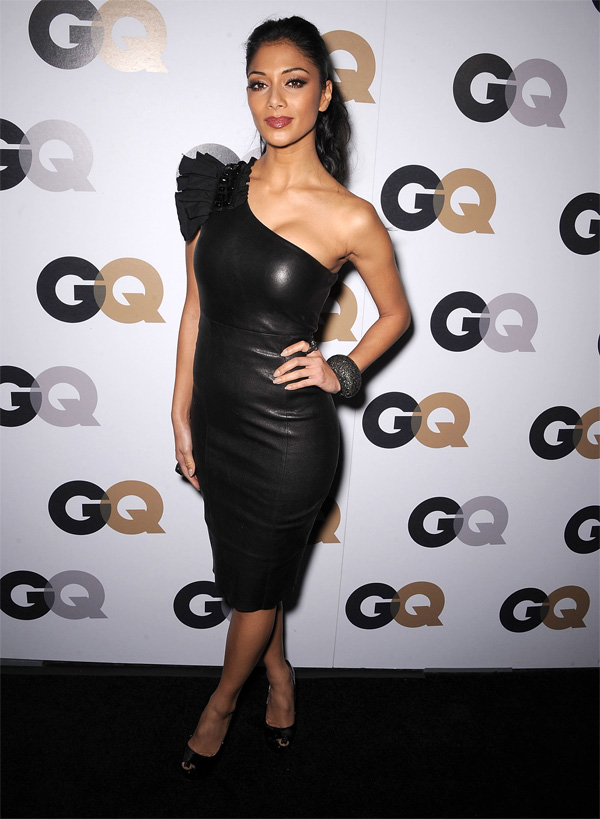 Nicole Scherzinger  at GQ Men of the Year 2011 Party in LA