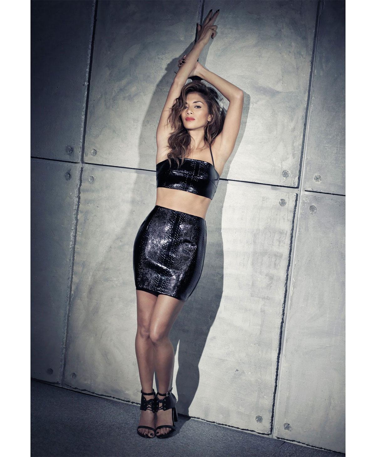 Nicole Scherzinger Missguided Collection Autumn/Winter 2014