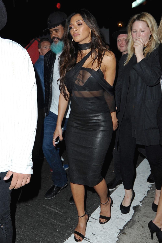 Nicole Scherzinger attends TAO grand opening party