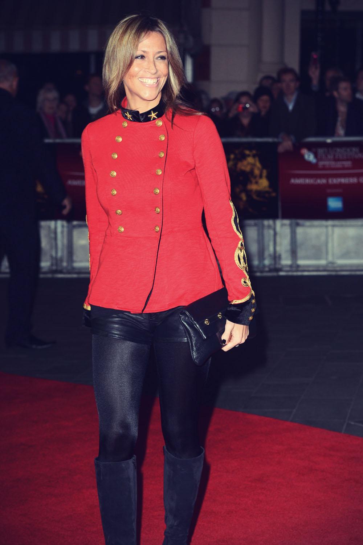 Nicole Appleton The Rolling Stones Crossfire Hurricane Gala Screening
