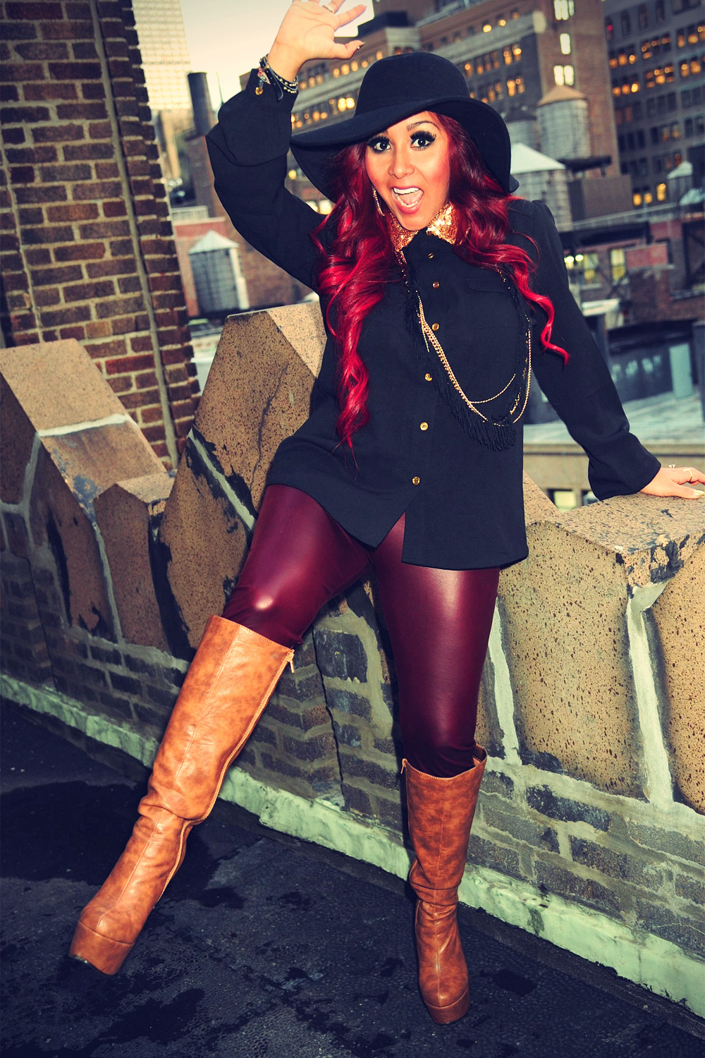 Nicole Polizzi launches the Snooki Couture