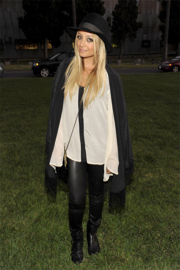 Nicole Richie at Net-a-Porter Summer Event in Hollywood