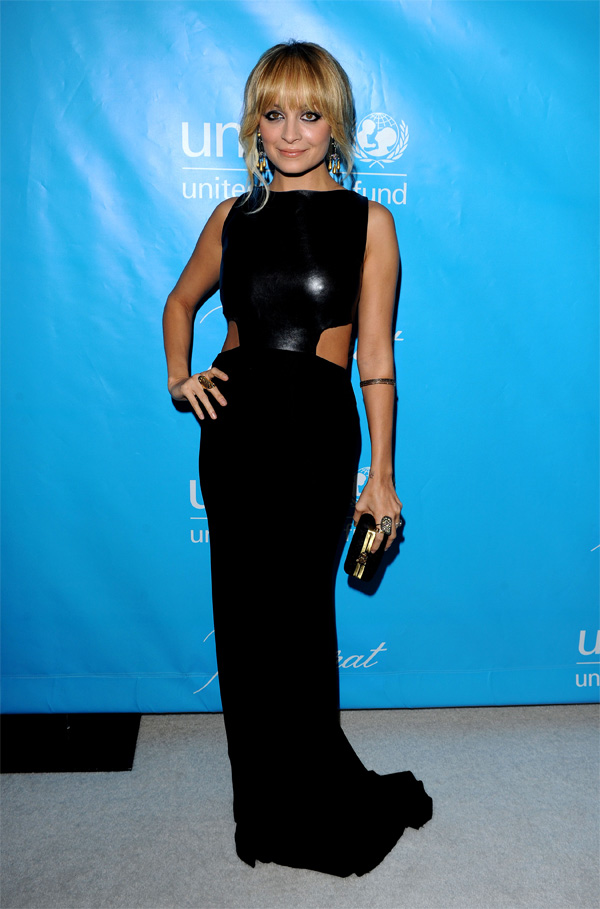 Nicole Richie at 2011 UNICEF Ball in LA