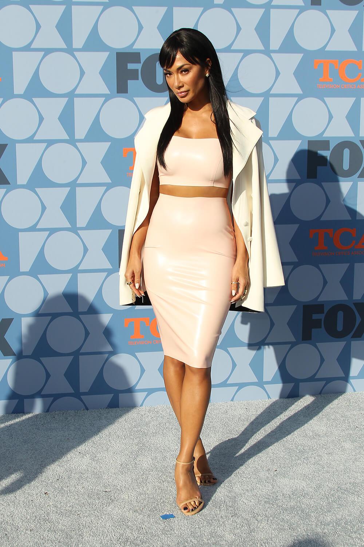 Nicole Scherzinger attends FOX Summer TCA 2019 All-Star Party
