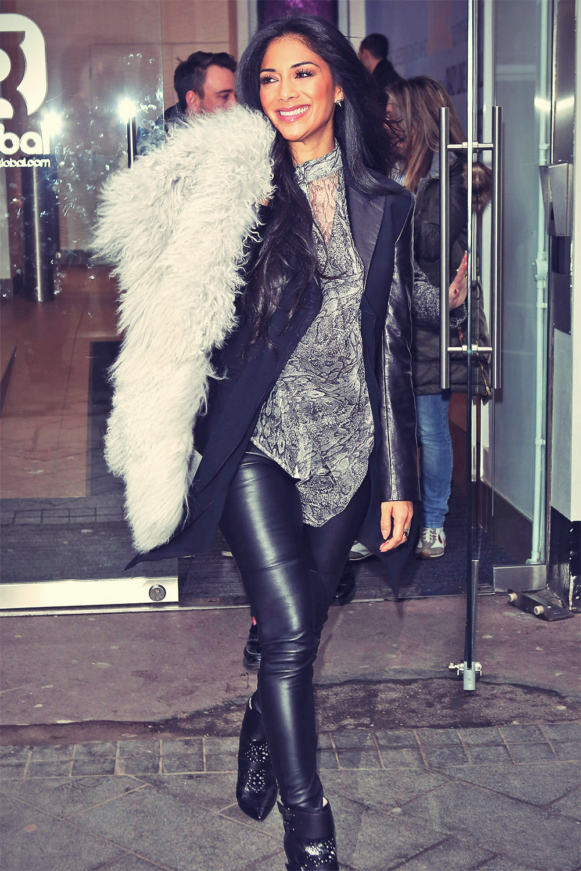 Nicole Scherzinger leaving Capital Radio