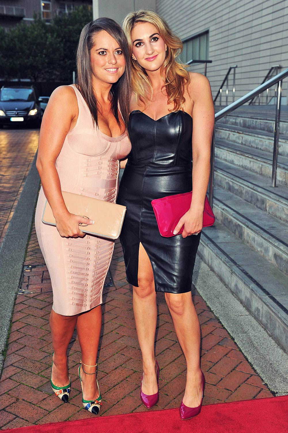 Nicolette North Arrives At The Lowry Hotel Leather
