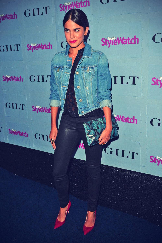 Nikki Reed attend People StyleWatch Denim Awards