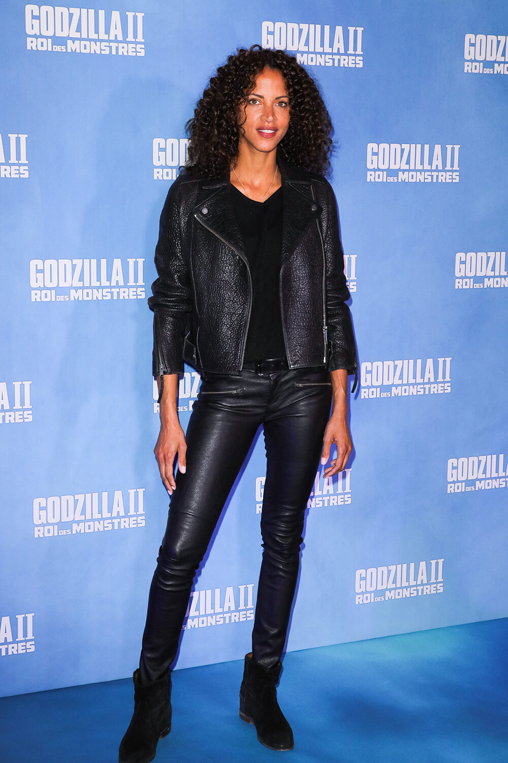 Noemie Lenoir attending the Godzilla II: King Of The Monsters premiere