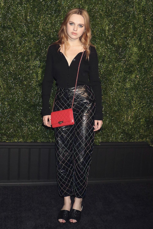 Odessa Young attends 12th Annual Tribeca Film Festival