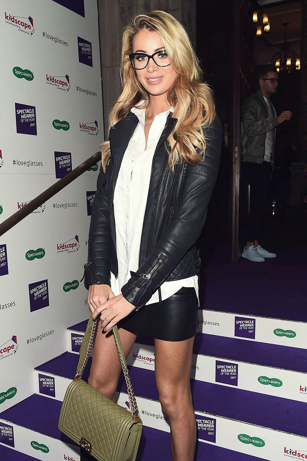 "Olivia Attwood attends Premiere of ""Jane"""