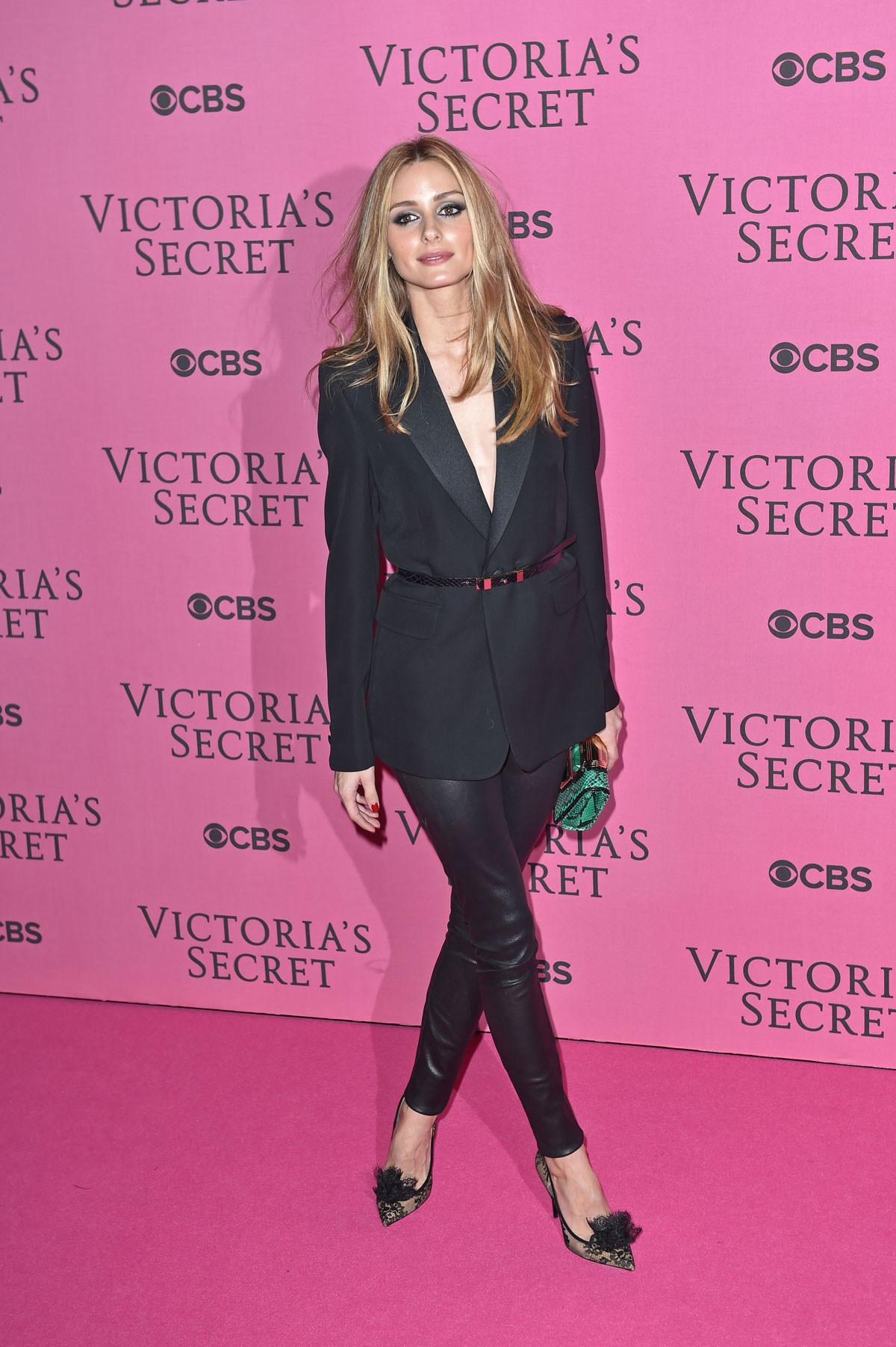 Olivia Palermo attends Victoria Secret Fashion Show