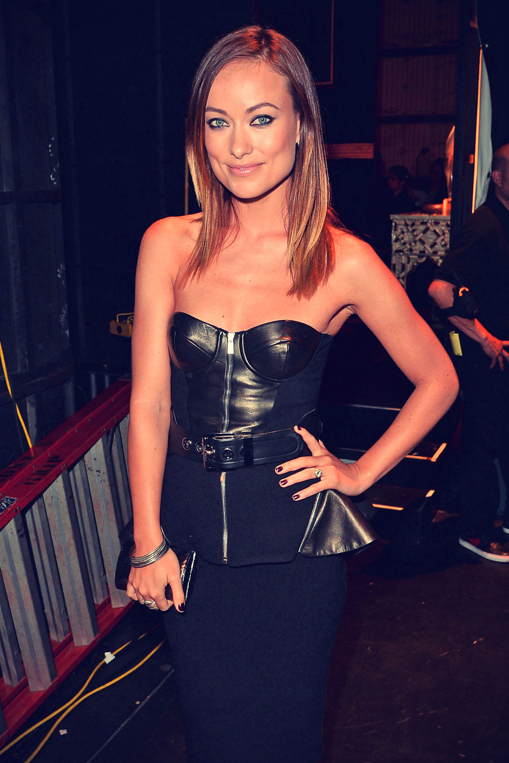 Olivia Wilde 2013 Guys Choice Awards