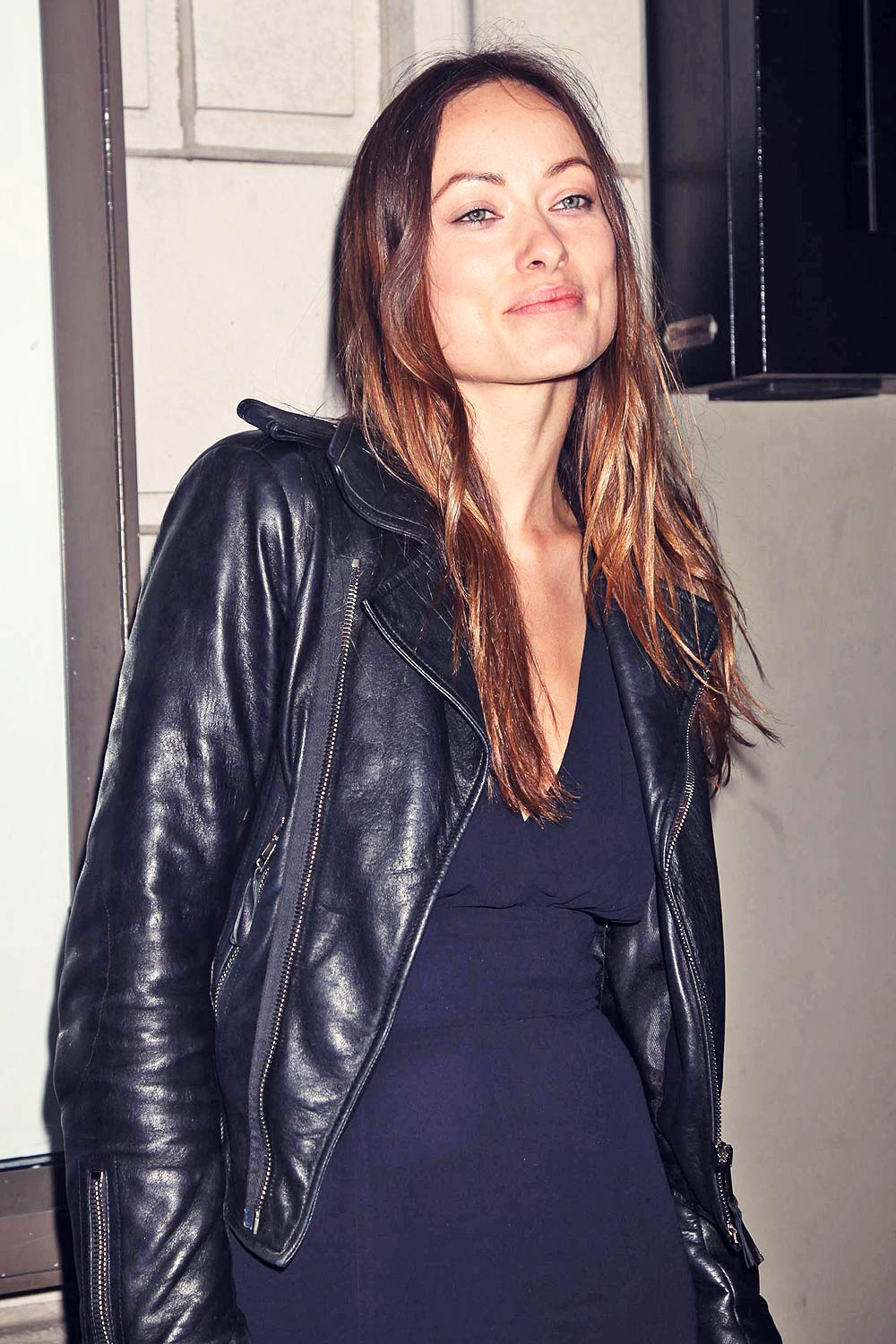 Olivia Wilde attends Fool For Love broadway opening night