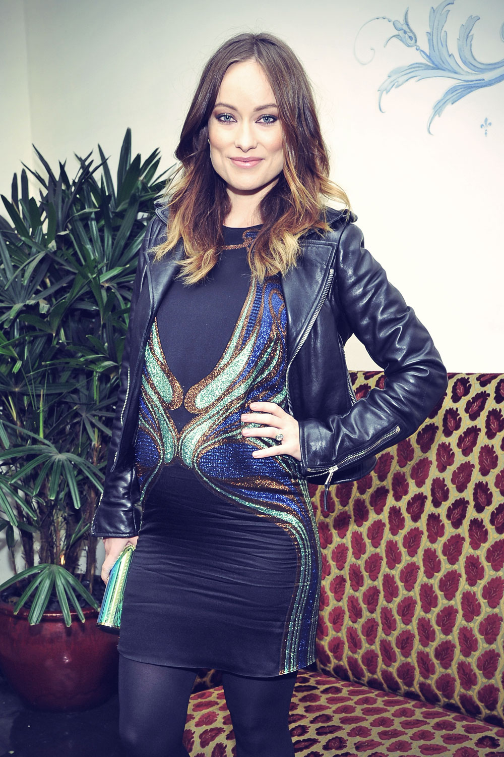 Olivia Wilde attends W Magazine's The Best Performances Portfolio