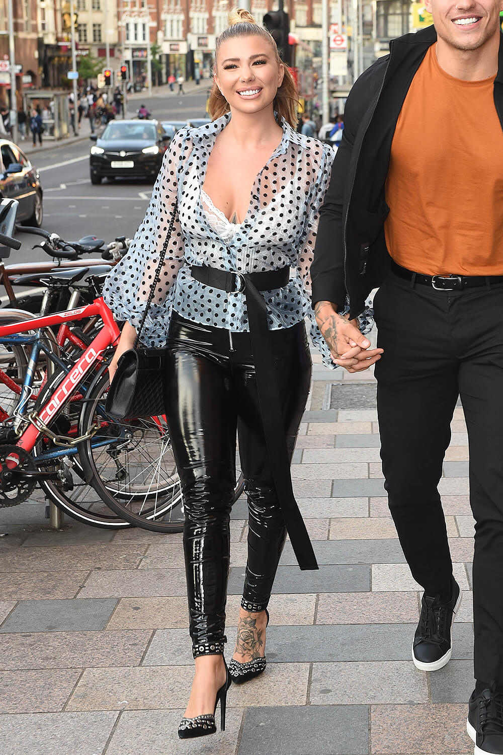 Olivia Bowen Buckland attends Charlotte Dawson Celebrates the launch of her new MTV dating show