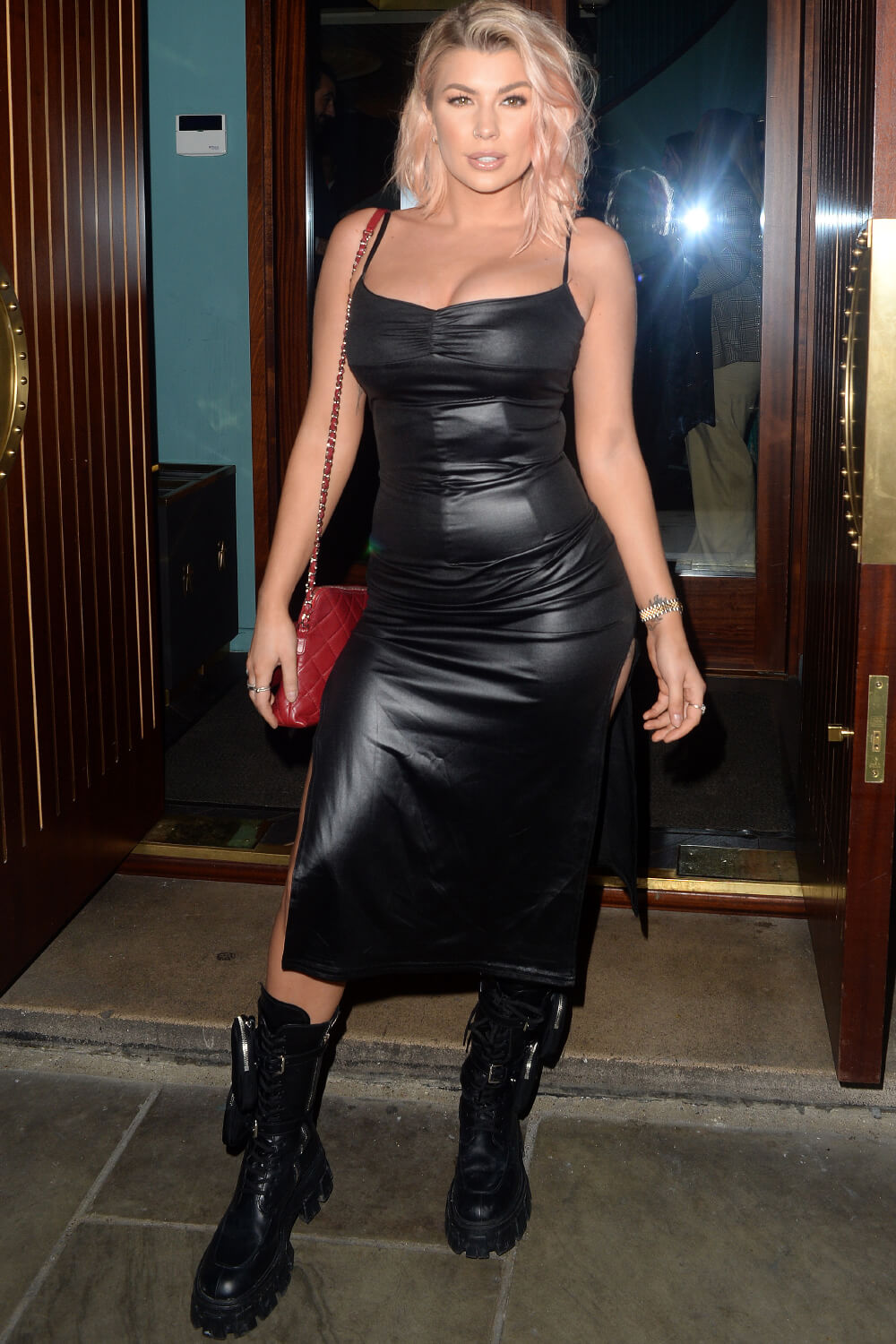 Olivia Bowen Buckland at IT Private members Club Dover Street