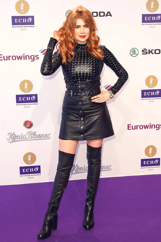 Palina Rojinski attends 2016 ECHO Music Awards