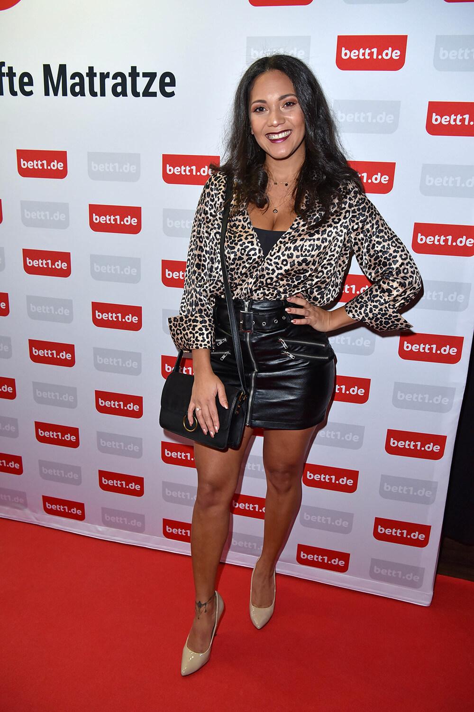 Pamela Gil Mata attends Bett1 de Influencer Event
