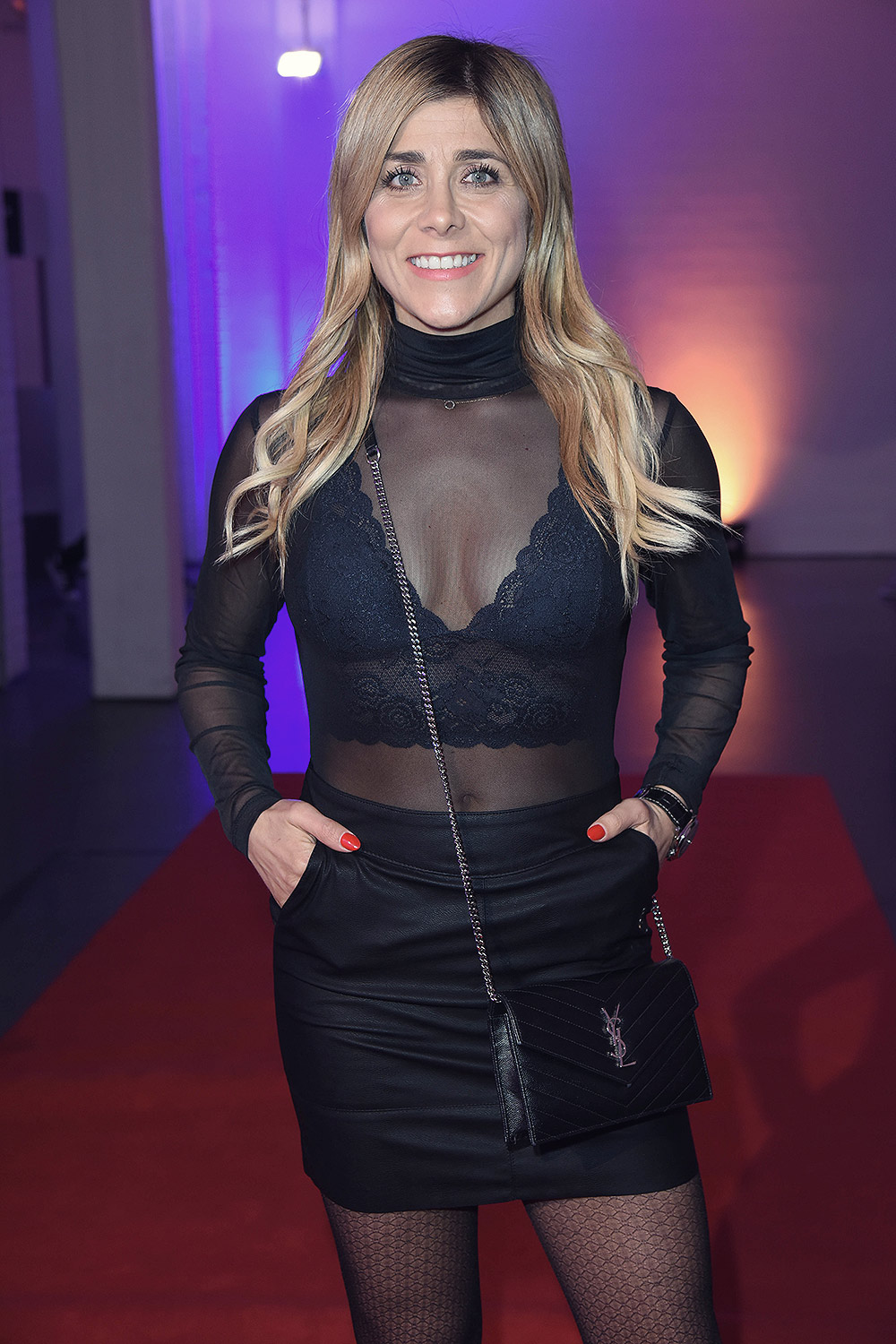 Panagiota Petridou attends the 22nd Annual German Comedy Awards